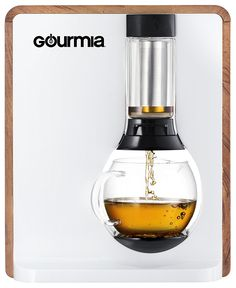 Amazon.com: Gourmia GTC8000 Electric Square Tea Maker Loose Leaf Tea Infuser & Brewer With iTEA BOIL TO BREW TECHNOLOGY Includes 3 Brew Settings (Light, Medium & Strong) Great For White, Green, Oolong & Black Tea: Kitchen & Dining
