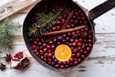 18 DIY Ways to Make Your House Smell Like Christmas. Because your nose wants in on the holiday cheer, too.