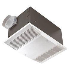 Broan Nutone 9905 Bathroom Heat Fan With Switch