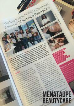 #MBC in het Barendrecht Carnisse #Magazine! Lees jij ook ons artikel over de supergezellig #Nails by Night van 5 november?