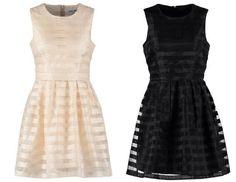 Vero Moda Vmmush Vestido De Cóctel Black vestidos y faldas Vmmush Vestido Vero moda coctel black Noe.Moda