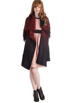 BB Dakota Day to Dusk Coat | Mod Retro Vintage Coats | ModCloth.com