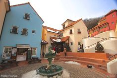 A small Korean town's European affair
