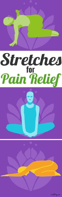 Stretches for pain relief