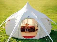 lotus belle outback tent, luxury tents, tents for events, beautiful portable shelters, lotus belle, large event tent