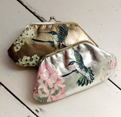 The Paper Mulberry: Cherry blossom time Silk Image, Paper Mulberry, Frame Purse, Cozy Fashion, Drawstring Pouch, Zadig And Voltaire, Hummingbird, Cherry Blossom, Coin Purse