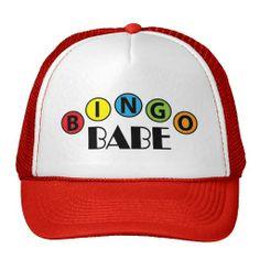 Bingo Babe Hat