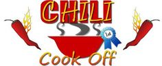Saw this as a flyer/banner for a fraternity Chilli Cook off event.... who thought this was a good idea. First the double text on Chilli looks pretty bad. It literally looks like clipart pasted together. The colors are okay, but everything else about this design makes me sad. The pot seems like the central focus but then we have our eye directed towards the chillis mirrored on the sides too.