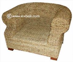 Export of High Quality Wholesale Bali Banana Leaf and Woven Water Hyacinth, Rattan and Sea Grass Furniture, Decor, Bali Stone & Wood Carving Products from Bali & the islands of Indonesia Rattan, Wicker, Bali Furniture, Water Hyacinth, Tub Chair, Wood Carving, Banana, Leaves, Home Decor