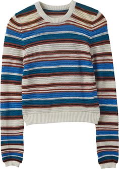 Polly Striped Sweater | RVCA