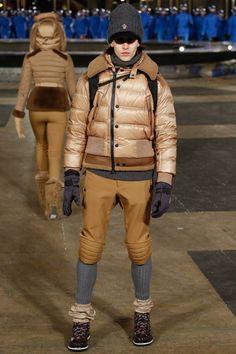 Moncler Grenoble Fall/Winter 2016/17 - New York Fashion Week
