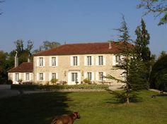 Domaine de Laguneaussan, Bed and Breakfast in Lesparre-Médoc, Gironde