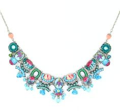 Ayala Bar Sea Frolic Necklace 133168 Spring 2014.  A symphony of oceanic sensations...
