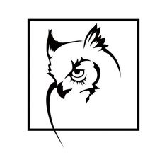 Buho Logo, Arrow Tattoo Design, Owl Logo, Little Owl, Bird Artwork, Zen Doodle, Silhouette Art, First Tattoo, Animal Drawings