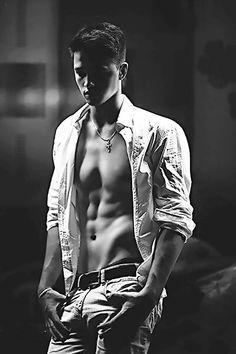 Mode Man, Hot Asian Men, Athletic Men, Shirtless Men, Teen Boys, Male Beauty, Hot Boys, Handsome Boys, Cute Guys