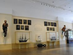 Peabody Essex Museum Marine Hall