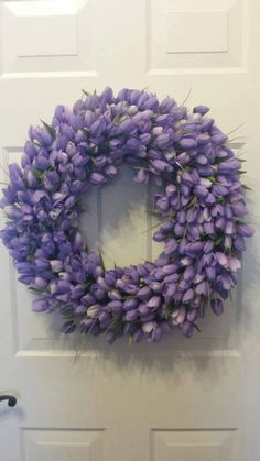 Check out this item in my Etsy shop https://www.etsy.com/listing/520876791/tulip-wreath-spring-wreath-front-door