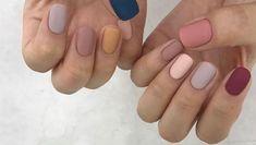 Muted Nails | Jessica Goldfond (@theshinysquirrel) on Instagram