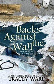 Backs Against The Wall by Tracey Ward ebook deal