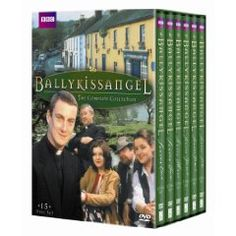 Ballykissangel - Irish series. Ireland looks so beautiful and quaint. I feel like I'm part of the community.