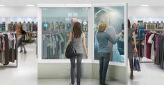 Intel's Virtual Personal Shopper by Frog