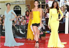 Juana Acosta in Zuhair Murad, Christian Dior & Lorenzo Caprile