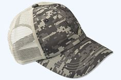 Orvis Digi Camo Hat One size fits most - Camo fishing hat constructed allow for maximum breathability