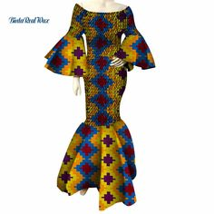Online Shop African Long Sleeves Print Tops and Skirt Sets for Women Bazin Riche African Clothing 2 Pieces Skirt Set Peals Customize African Dresses For Women, African Attire, Party Dresses For Women, Patchwork Material, Patchwork Dress, 2 Piece Skirt Set, Skirt And Top Set, African Fashion Ankara, African Print Fashion