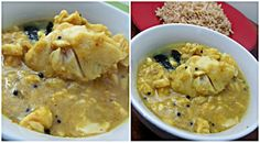 Mangalore Pineapple Fish Curry