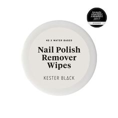 Kester Black makes the ultimate in eco nail polish. The 10 free formula is cruelty free accredited and vegan, too. Safe Nail Polish, Kids Nail Polish, Water Based Nail Polish, Natural Nail Polish, Black Nail Polish, Black Nails, Natural Nails, Beauty Awards, You Nailed It
