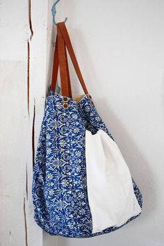 Veľké tašky - Bag No. 93 - 5516549_ Bucket Bag, Piercing, Chic, Stylish, Handmade, Bags, Outfits, Fashion, Purses