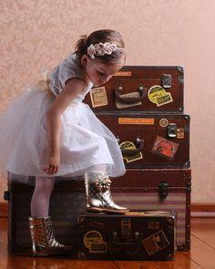 Bota Sweet Premium: para deixar as princesas ainda mais charmosas na estação.