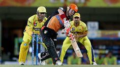 Warner Keeps SRH in the Hunt