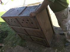 Caja para vida silvestre  Wildlife container  - Google Fotos