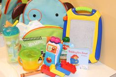 Busy Bags: Keeping Toddler's Occupied While You Shop -