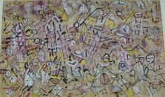 Mark Tobey - Chinese Grocery