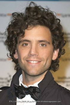 26 March Pic shows Mika attending the Gala for the ICA The brewery London 26th of March 2009