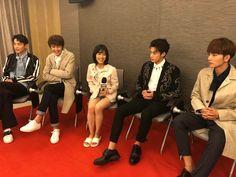 Meteor Garden Cast, Meteor Garden 2018, Shan Cai, Hua Ze Lei, Beautiful People, Beautiful Pictures, Pretty Men, Cute Celebrities, Kdrama