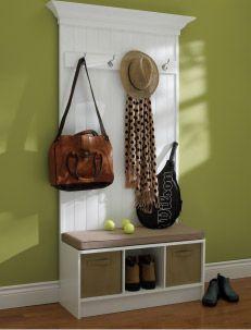 Luxury Diy Coat Rack Bench
