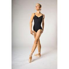 Justaucorps danse classique Capezio MC100 - Mademoiselle Danse
