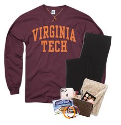 """""""Hokies know how to win it! ❤️ #hokies"""" by lauren-chandler05 ❤ liked on Polyvore featuring Madewell, Casetify, Lokai and were14straight"""