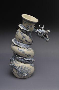 Artist: Johnson Tsang A Painful Pot on Behance