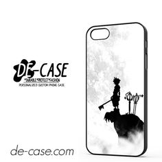 Kingdom Hearts DEAL-6182 Apple Phonecase Cover For Iphone 5 / Iphone 5S