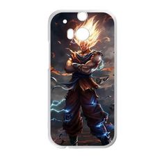 Buy DIY Dragonball Z Son Gohan Custom Case Shell Cover for HTC One M8(Laser Technology) NEW for 1.76 USD | Reusell