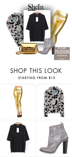 """""""SheIn"""" by elza-345 ❤ liked on Polyvore featuring Shrimps, Opening Ceremony and Marni"""