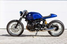 "Racing Cafè: BMW R NineT ""Stockholm Syndrome"" by Unique Custom Cycles"