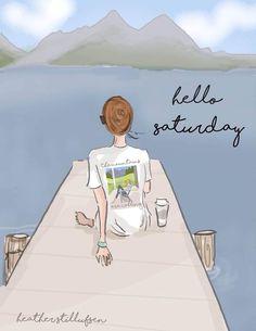 No Worries. Hello Saturday, Happy Saturday, Happy Weekend, Saturday Coffee, Thankful Thursday, Sunday, Bon Weekend, Hello Weekend, Saturday Quotes
