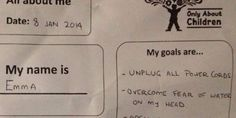 Dad Is (Mostly) Totally Honest On 11-Month-Old's Daycare Questionnaire