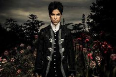"Prince.  ""He kinda has an Interview With A Vampire look going on right here. Coolness!"" -Franki"