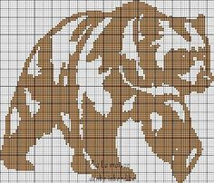 Beginning Cross Stitch Embroidery Tips - Embroidery Patterns Loom Beading, Beading Patterns, Embroidery Patterns, Cross Stitching, Cross Stitch Embroidery, Cross Stitch Patterns, Crochet Chart, Filet Crochet, Cross Stitch Silhouette